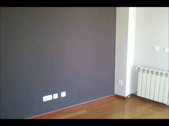 Pintura Plastica Color Gris Claro y Gris Oscuro  PINTORES