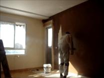 Aplicando esmalte pymacril color marron 3