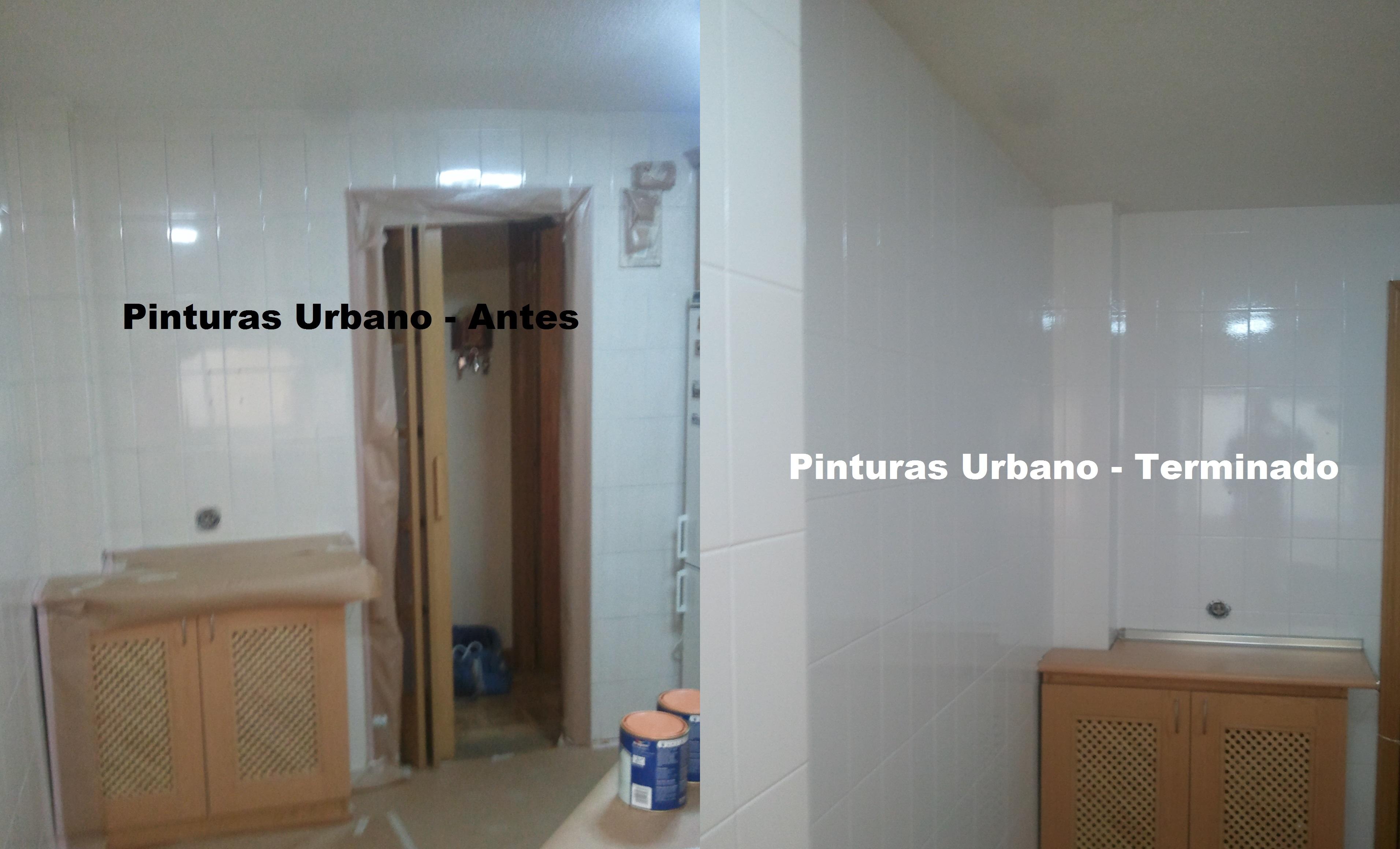 Pintado De Azulejos De Cocinas Y Baños Pintores En · Kitchen ...