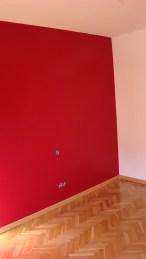 Plastico color rojo oscuro