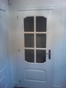 Lacado de Puertas en Blanco Satinado (6)