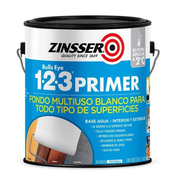 281954 1 Zinsser 123Primer BaseAgua Blanco 3785