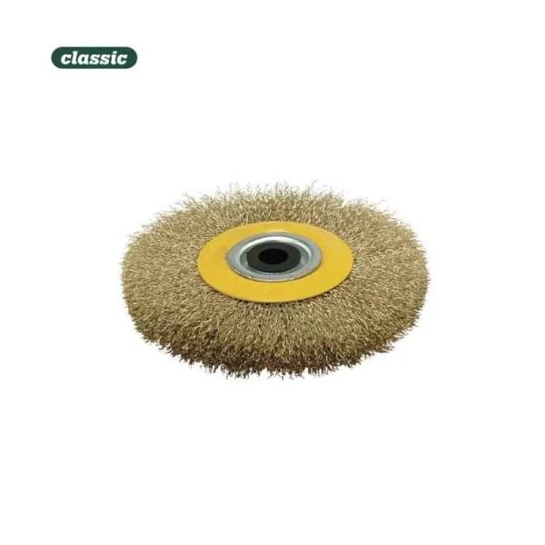 cepillo circular 100 mm x 20 mm rizado fc100
