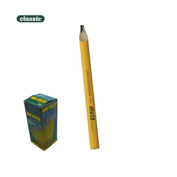 lapiz carpintero 180mm 7 lp18