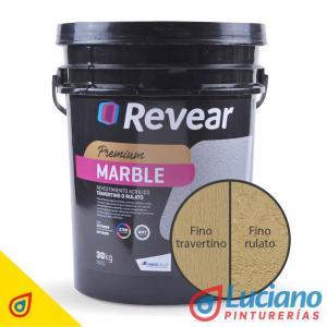 Revear Marble Fino Blanco Basico 30 kg.