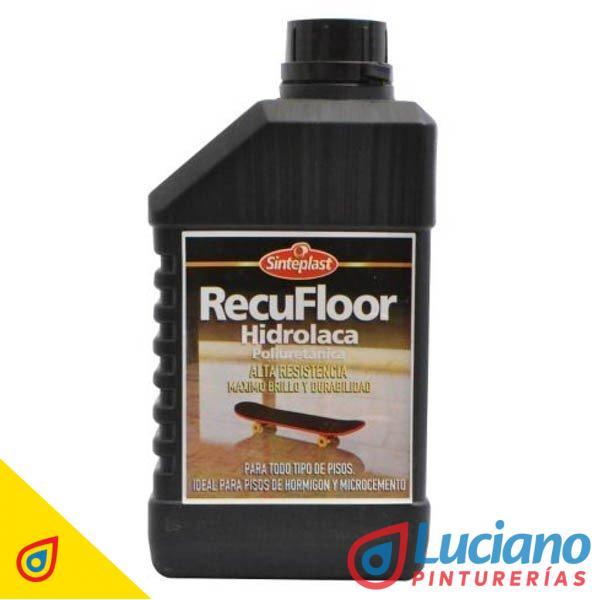 Sinteplast Recufloor Hidrolaca 5 lts.