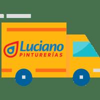 Envios a todo el País - Pinturerias Luciano