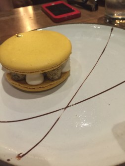 @ this fancy pants s'more