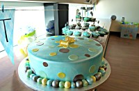FIVE Baby Shower Decor Ideas | Pinvestigation: the action ...