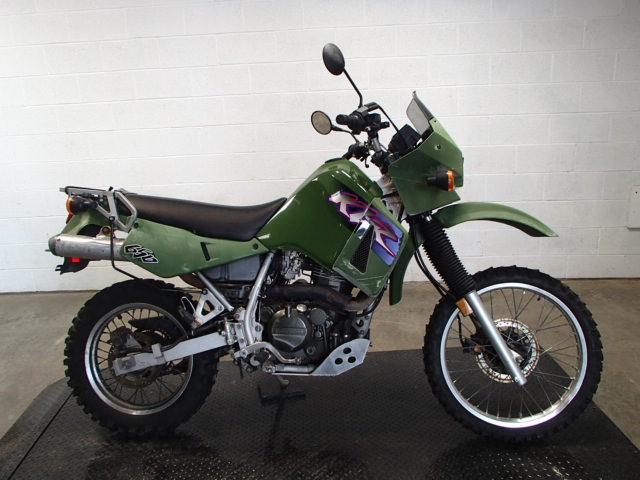 00 Kawasaki KLR650 KL650 KLR REAR WIRING HARNESS