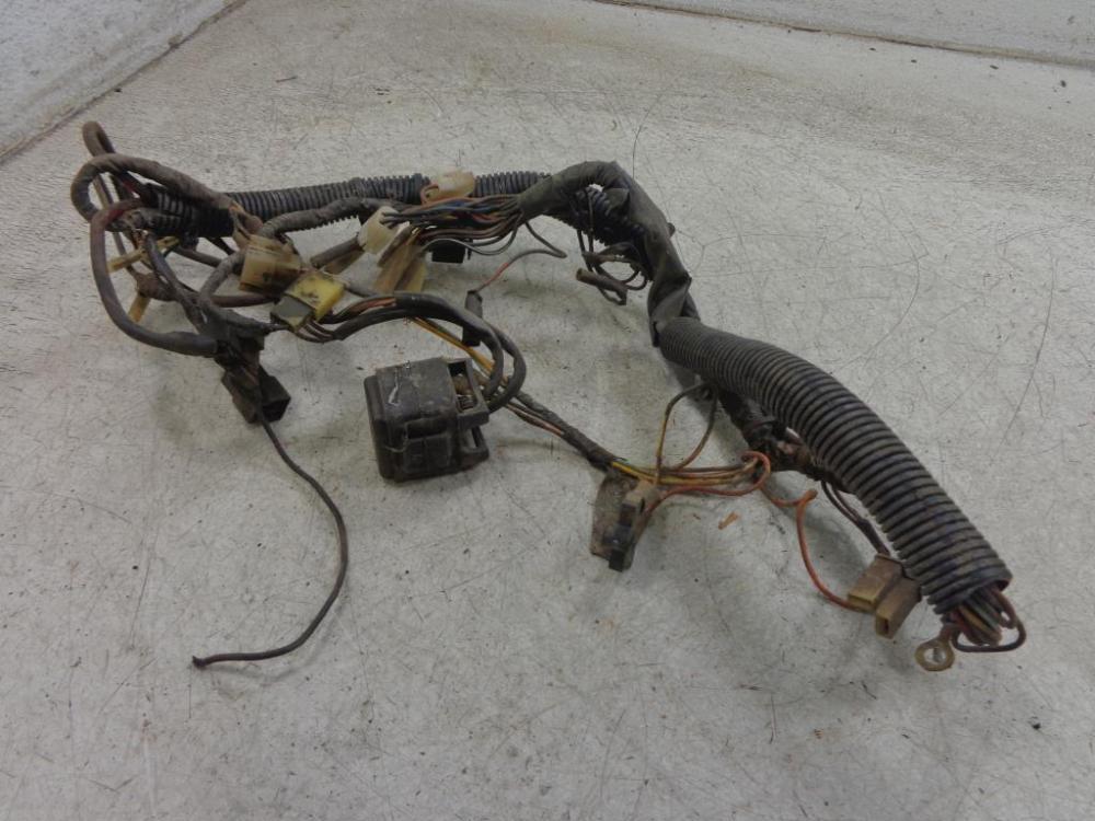 medium resolution of 1980 yamaha dt125 wiring harness main wire