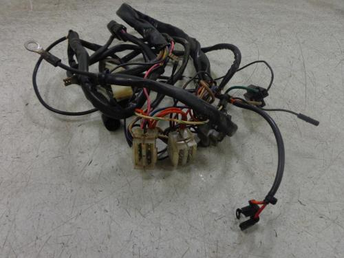 small resolution of harley softail wiring harness wiring diagram post92 harley davidson softail fxstc main wire wiring harness ebay harley davidson wiring harness softail