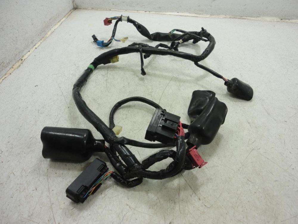 medium resolution of 2008 honda vtx1300c retro 1300 cast wheel wiring harness main wire