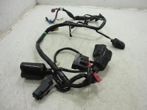 small resolution of 2008 honda vtx1300c retro 1300 cast wheel wiring harness main wire