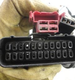 2008 honda vtx1300c retro 1300 cast wheel wiring harness main wire [ 1024 x 768 Pixel ]