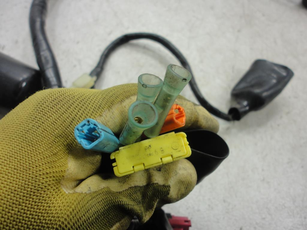 hight resolution of 2008 honda vtx1300c retro 1300 cast wheel wiring harness main wire