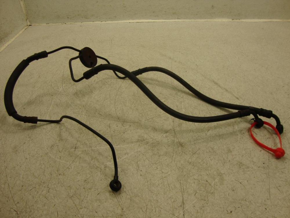 medium resolution of details about 1984 1995 harley davidson flh flt touring front brake line hose lines