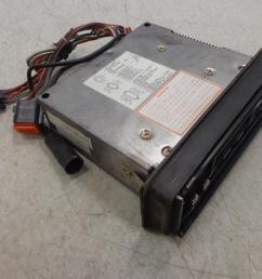 harley davidson flh touring radio cassette 76164 96 tested aftermarket radio wiring harley radio wiring diagram [ 1024 x 768 Pixel ]