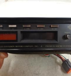 harley davidson flh touring radio cassette 76164 96 tested aftermarket radio wiring aftermarket radio wiring [ 1024 x 768 Pixel ]