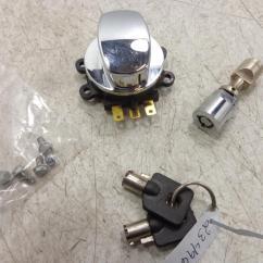 Harley Davidson Ignition Key Number Wiring Diagram Y Plan Central Heating System 01 05 Dyna Lock Set Switch Ebay