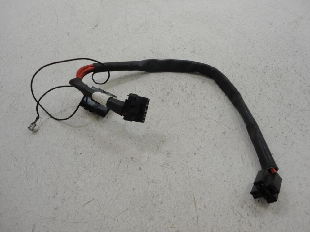 medium resolution of 1999 harley davidson flhtc i ui classic ultra ignition harness tear in casing