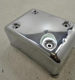 1998 harley davidson fxdwg dyna wide glide fuse box cover minor scratches [ 1024 x 768 Pixel ]