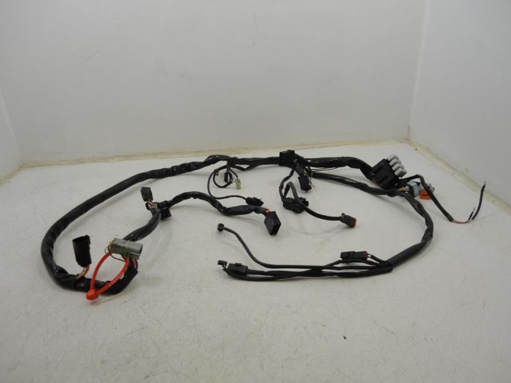 medium resolution of 1996 harley davidson fxdwg dyna wide glide wiring harness main wire