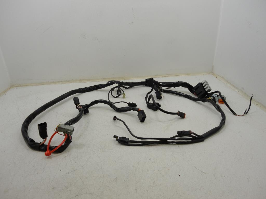 hight resolution of 1996 harley davidson fxdwg dyna wide glide wiring harness main wire