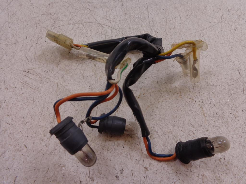 hight resolution of 1994 harley davidson dyna fxdl speedometer wiring lamp harness gas harley davidson gas tank wiring