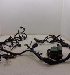 used 1993 1994 1995 1996 1997 honda goldwing gl1500 aspencade main wire harness [ 1024 x 768 Pixel ]