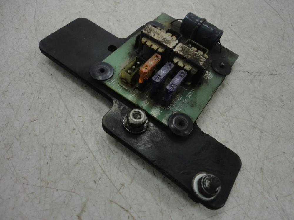 medium resolution of 1989 harley davidson flht electra glide fuse box