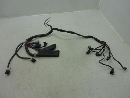 small resolution of  used 97 98 harley davidson touring flh engine wire harness for ecu ecm efi wiring