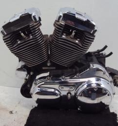 used 2008 2017 harley davidson sportster xl1200 1200 engine motor transmission efi [ 1024 x 768 Pixel ]