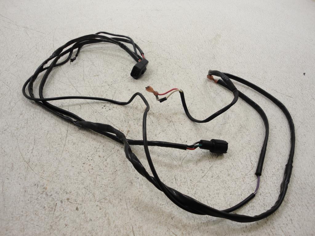 Fxr Main Wire Harness. . Wiring Diagram Harley Fxr Wiring Harness Main on