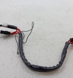 used 1994 2000 harley davidson touring flh ignition switch wire harness [ 1024 x 768 Pixel ]