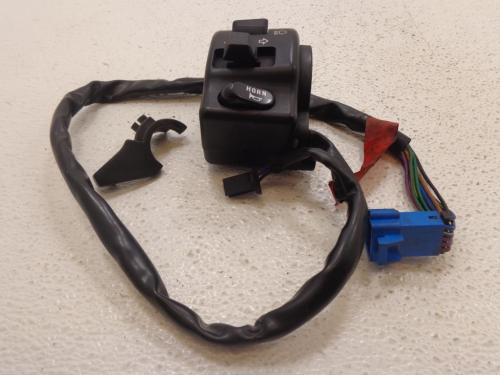 small resolution of  used 05 07 victory vegas 8 ball ness kingpin hammer left handlebar control switch blk