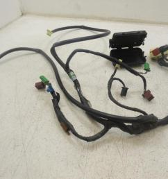 used 1993 2000 honda goldwing gl1500 aspencade rear left wire sub harness pigtail [ 1024 x 768 Pixel ]