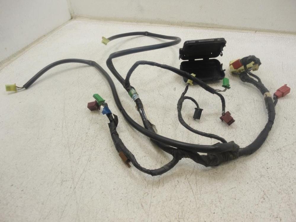 medium resolution of  used 1993 2000 honda goldwing gl1500 aspencade rear left wire sub harness pigtail