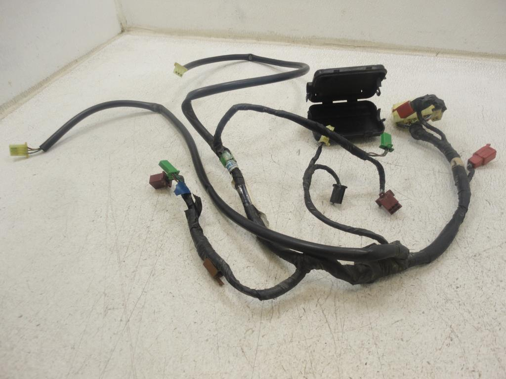 hight resolution of  used 1993 2000 honda goldwing gl1500 aspencade rear left wire sub harness pigtail