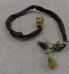used 1997 2003 honda valkyrie gl1500 tachometer wire harness c cd ct socket [ 1024 x 768 Pixel ]
