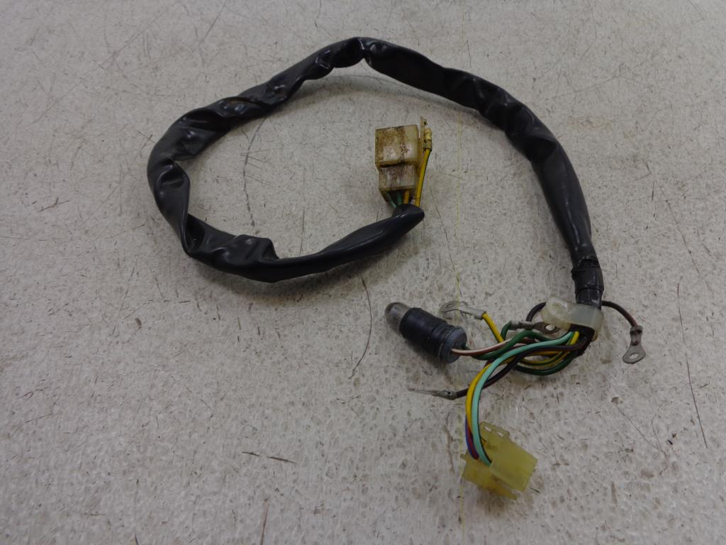 hight resolution of  used 1997 2003 honda valkyrie gl1500 tachometer wire harness c cd ct socket