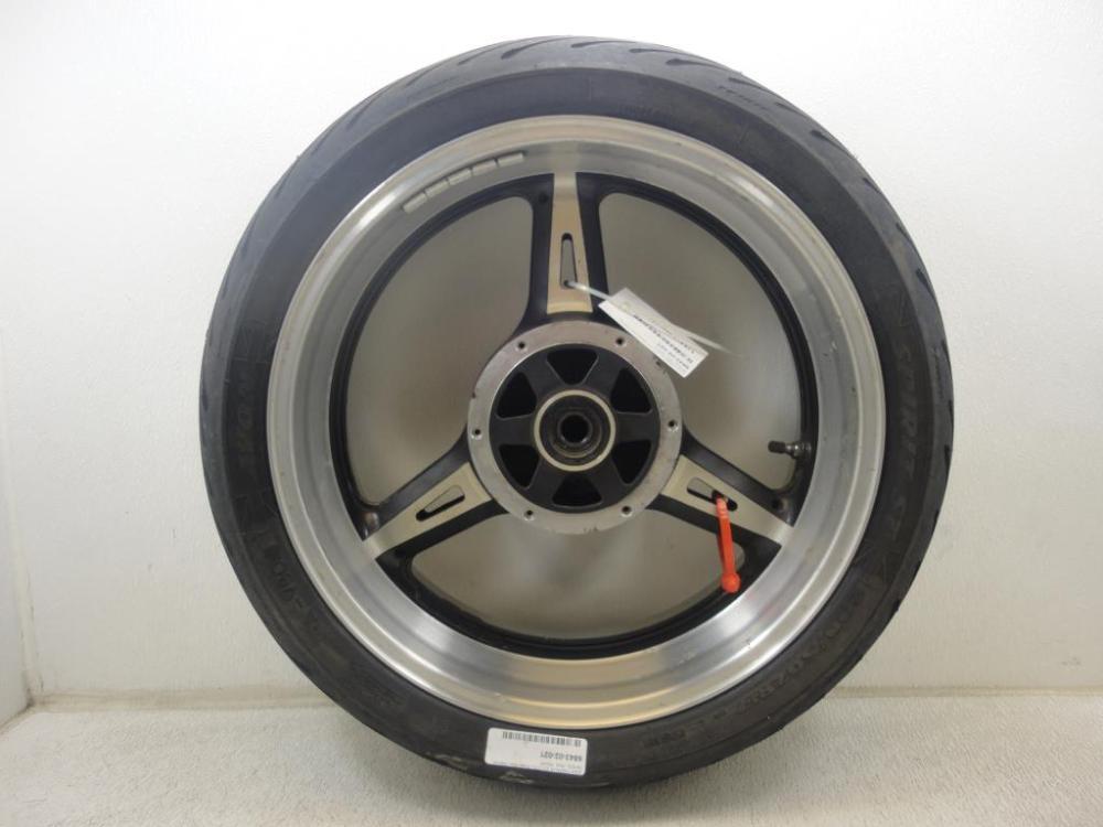 medium resolution of  used 2002 2003 2004 2005 yamaha xv1700 pc road star warrior rear wheel rim