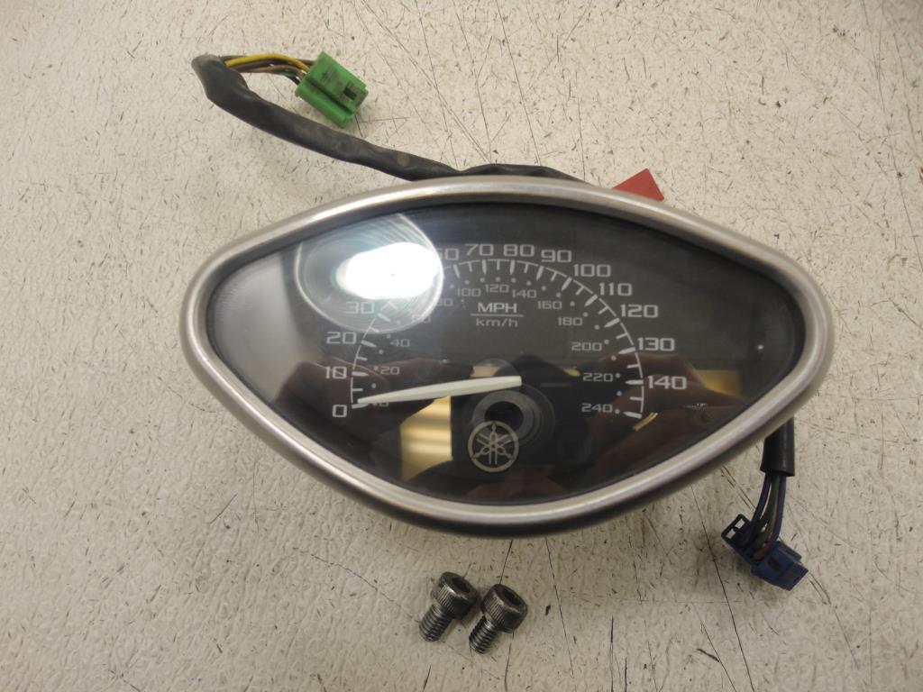 hight resolution of  used 2002 2009 yamaha road star warrior speedometer speedo xv1700 pc xv1700pc