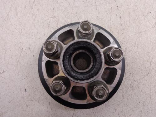 small resolution of  used yamaha rear wheel hub flange clutch hub 2002 2009 xv1700 pc road star
