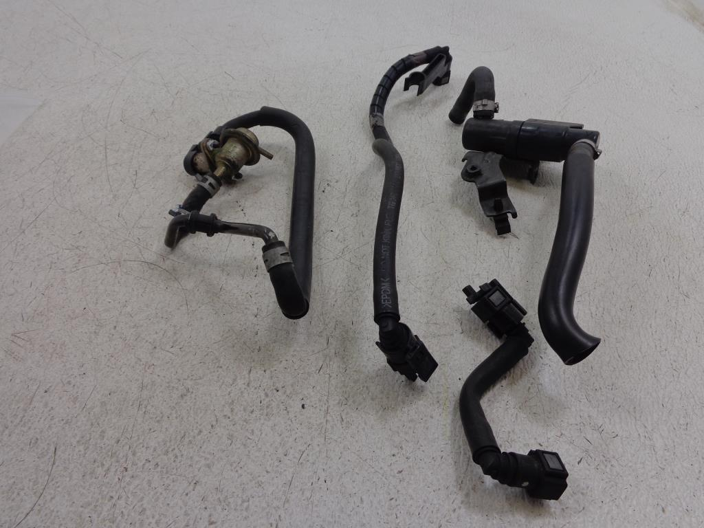 hight resolution of  used 2002 2009 yamaha road star warrior fuel line pipe joint joint pressure xv1700 pc