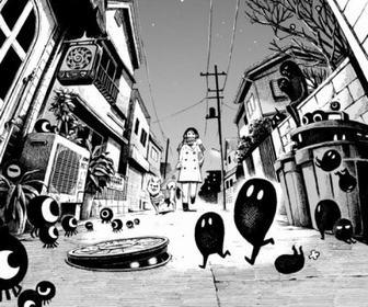 【画像】不眠の少女が深夜徘徊するだけの漫画が面白いと話題にwwwww