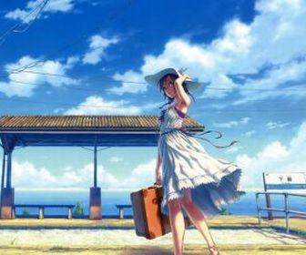 【悲報】麦わら帽子を被って白いワンピースを着た女の子…これ半分都市伝説だろwwwww
