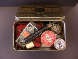 Laura's sewing kit