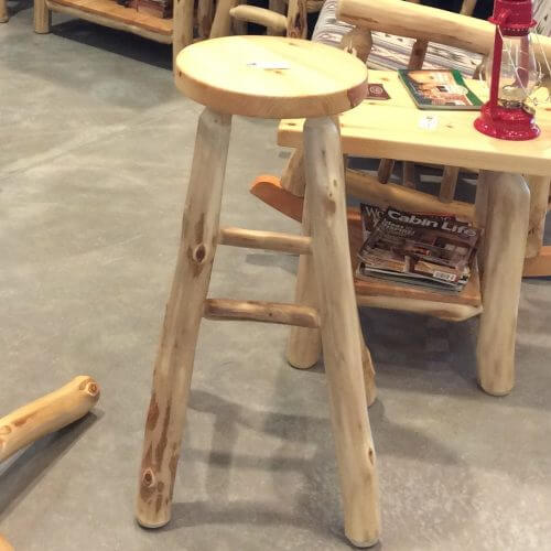 Bar stool (any height)