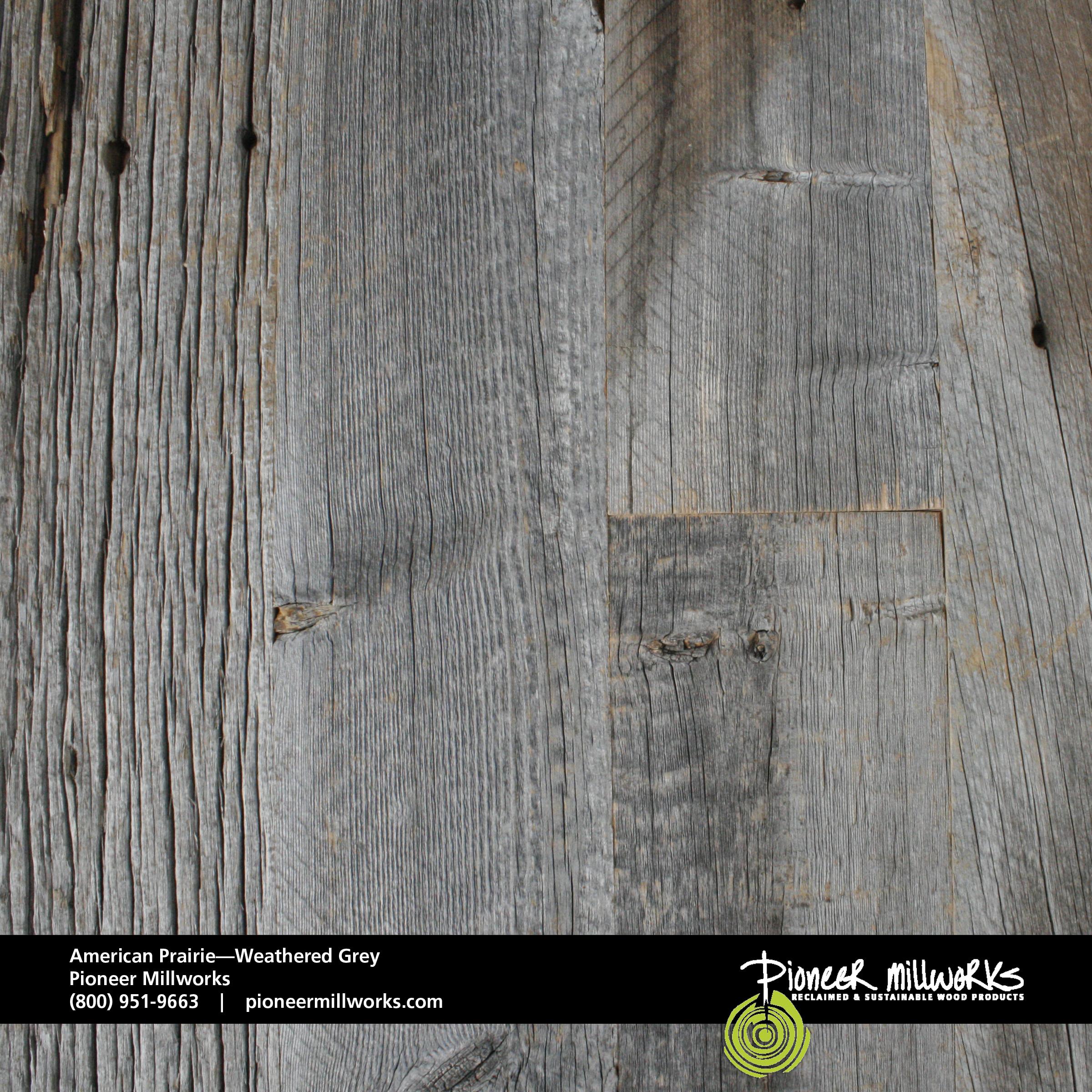 american prairie weathered grey